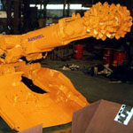 Road Header Tunneling machine from AP Heavy Machinery & Engineering
