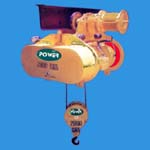 FLAME PROOF HOIST from Power Hoist & Cranes Co.