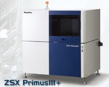 ZSX Primus III+ Tube-Above WDXRF Spectrometer