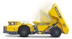 MT42 Articulated Underground Truck From Atlas Copco