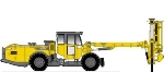 98 - 178mm Bore Long-Hole Drilling Rig - Simba E7 C from Atlas Copco