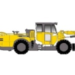 Boomer E1 C Hydraulic Face Drilling Rig from Atlas Copco