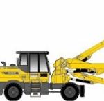 Boomer E3 C Face Drilling Rig from Atlas Copco