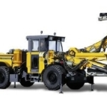 Boomer L2 C Face Drilling Rig from Atlas Copco