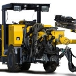 Boomer S1 D-DH Face Drilling Rig from Atlas Copco