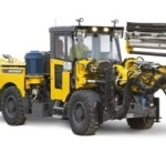 Boomer M2 C Equipped with COP 3038: Face Drilling Rig from Atlas Copco