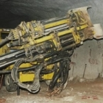Long-Hole Drilling Rig Simba 1252 from Atlas Copco