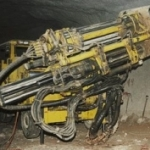 Long-Hole Drilling Rig for Small to Medium Drifts - Simba 1253 by Atlas Copco