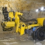Long Hole Drilling Rig Simba M3 C from Atlas Copco