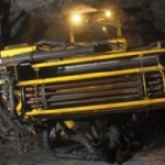 Long Hole Drilling Rig Simba M4 C-ITH from Atlas Copco