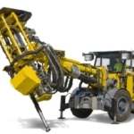 Long-Hole Drilling Rig Simba ME7 C from Atlas Copco
