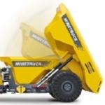 Minetruck MT 42 by Atlas Copco