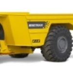 MT436LP Underground Truck by Atlas Copco