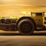 Automated Underground Loader by Atlas Copco