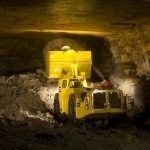 Scooptram RRC Underground Loader by Atlas Copco