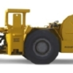 Electrical Underground Loader - The Scooptram EST3.5 from Atlas Copco