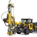 Fully Mechanized Rock Bolting - Boltec LC from Atlas Copco