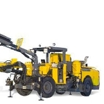 Fully Mechanized, Hydraulic Rock Drill Rock Bolting Rig - Boltec MC from Atlas Copco