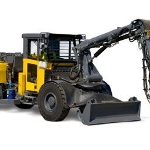 Scaling Rock Drilling Rig for Tunnelling and Mining - Scaletec LC