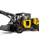 The Scaletec MC Rock Drill Scaling Rig from Atlas Copco
