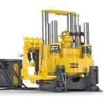 Low Profile Raise Boring Modular Rig – The Robbins 91RH C from Atlas Copco