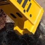 Light Duty Pedestal Boom for Jaw Crushing Operations – the RB500 LD from Atlas Copco