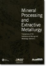 Mineral Processing and Extractive Metallurgy: Maney