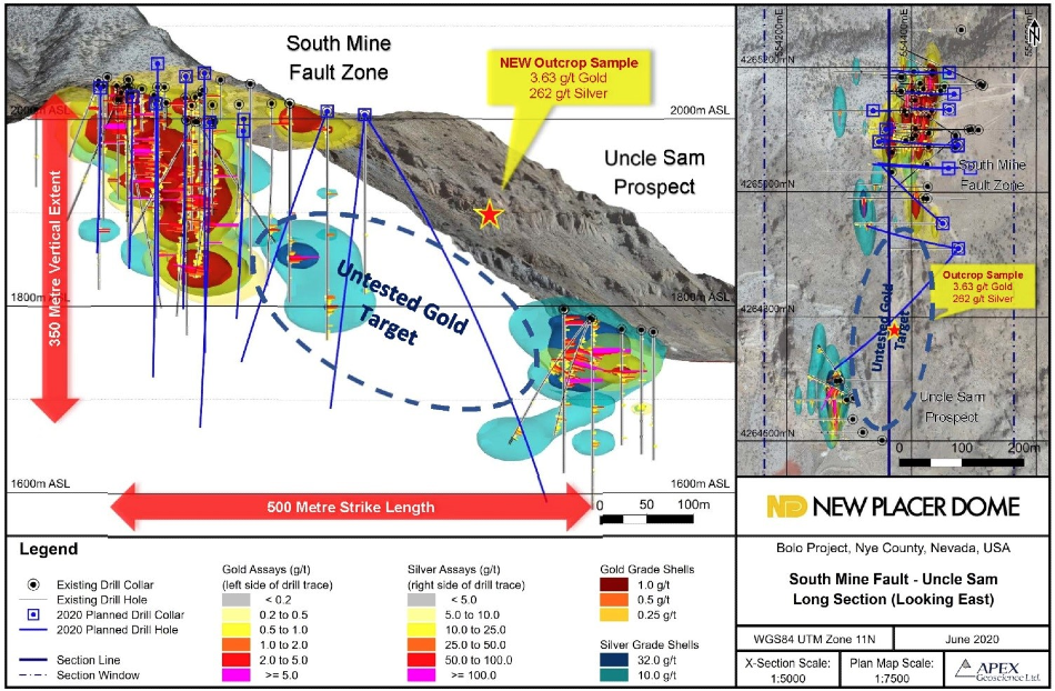 Allegiant Announces Drilling Commencement at its Bolo Gold Property