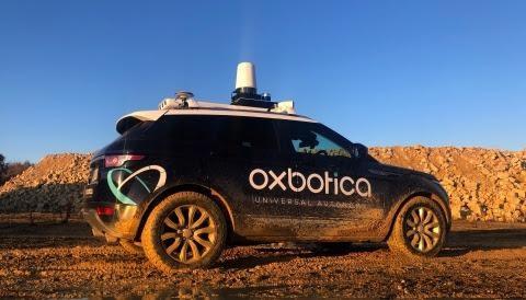 Oxbotica Raises $47 Million to Deploy Autonomy Software Platform in Mines Around the World