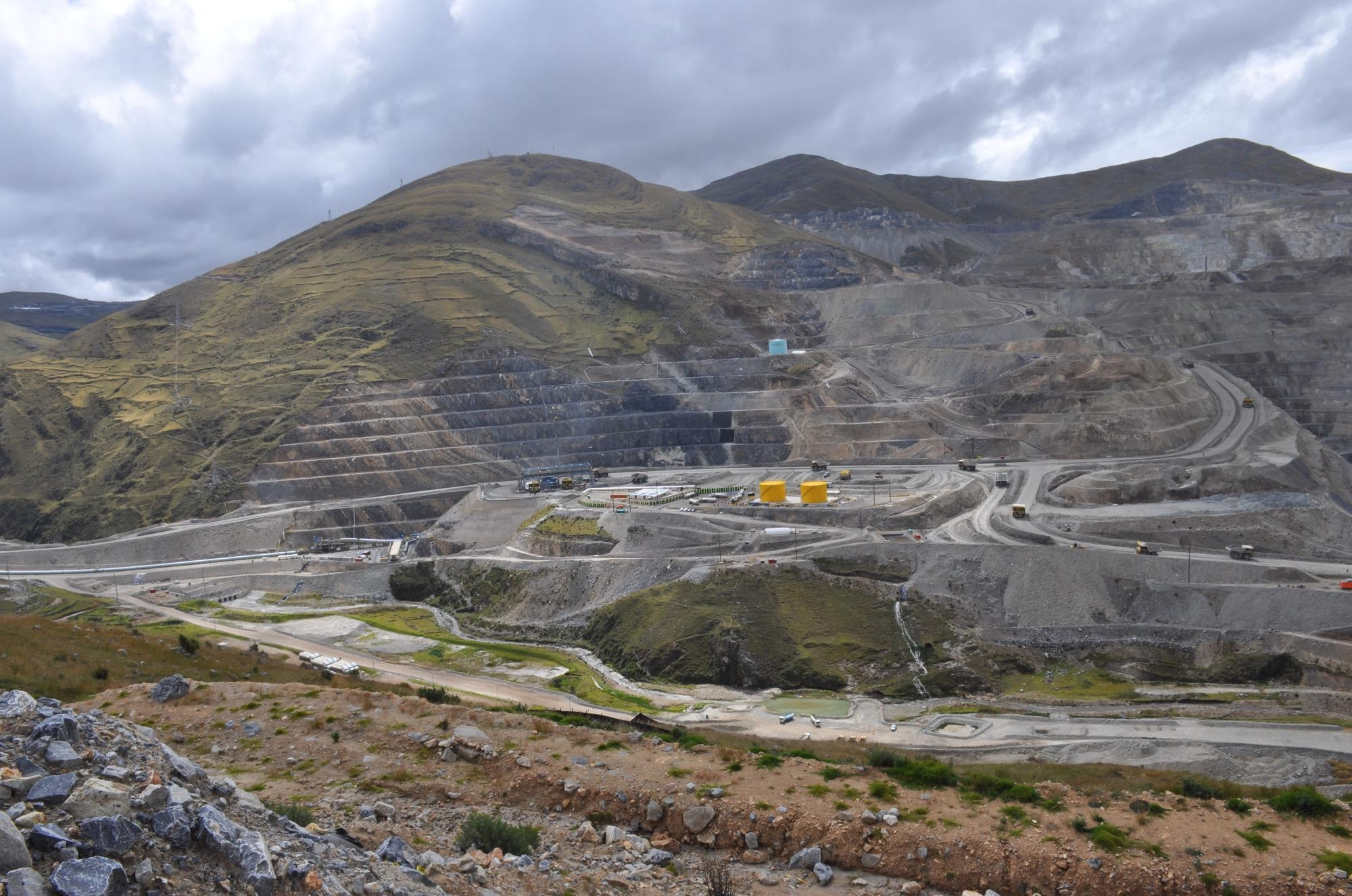 Barrick Announces its Consent to Sell Lagunas Norte Mine in Peru