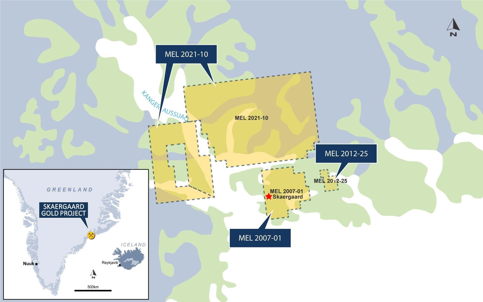 Major Precious Metals Reports Exploration, Drilling Plans for Skaergaard Project