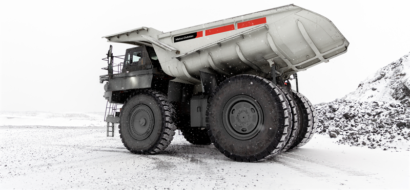 Enabling Mines and Quarries to Haul More with Less: Americas to Get its First Metso Outotec Truck Body in Operation