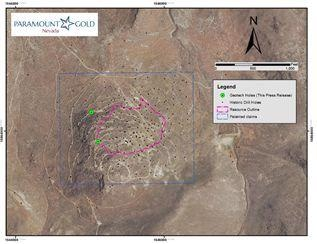 Paramount Reports Assay Results from Two New Core Holes in Eastern Oregon