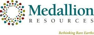 Medallion Resources Reports Positive Results from First Phase of Advanced Process Test-Work