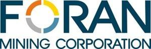 Foran Mining Provides Update on Drilling Program at McIlvenna Bay Zinc-Copper Property