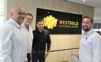 Autonomous, Mixed Fleet Commissioned at Westgold Operations