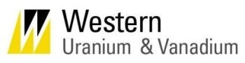 Sunday Mine Complex Vanadium Project Update from Western Uranium & Vanadium Corp.