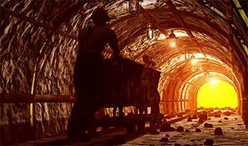 Brazil Minerals Main Excavation Site Begins Recovery of Diamonds and Gold