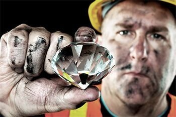 Brazil Minerals Reports on Initial Diamond Recovery in the First Run of Production