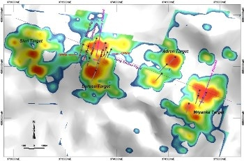 Velocity Minerals Receives Drill Results for Obichnik Gold Project