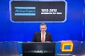 Atlas Copco's 140th Anniversary Marked by CEO Ronnie Leten