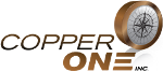 Copper One Completes Sale of Wholly-Owned Subsidiary to Cornerstone Metals