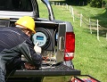 Condumax II Transportable Hydrocarbon and Water Dew-Point Analyzer is Now Available to Rent in Europe