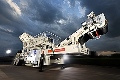 Metso's Portable Crushing and Screening Equipment Being Used in Several Infrastructure Projects