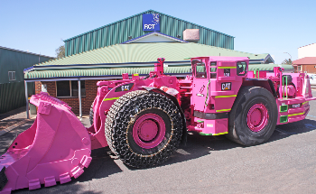 RCT and Westgold Resources Promote Breast Cancer Awareness