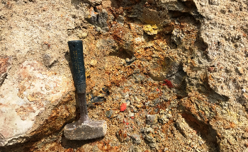 New Materials Discovered in Toxic Mining Waste