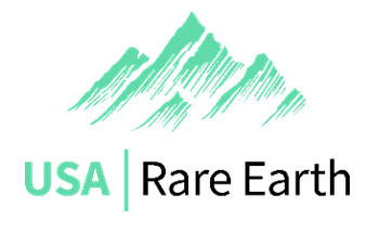 USA Rare Earth to Power Operations at Round Top Mountain Site