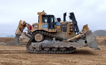 Dozer Solution for Kazakhstan Gold Mine
