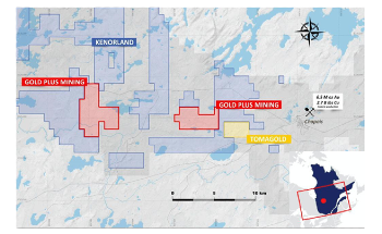 Musk Metals Identifies Gold and Copper on Pluto Properties in Quebec