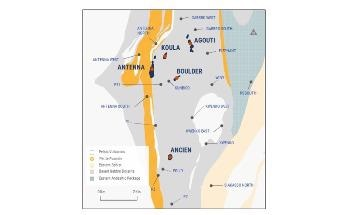 Roxgold Extends Koula Down Plunge with 26.5 g/t Over 16 m & 18.5 g/t Over 15 m at Séguéla Gold Project